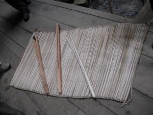A Tule Mat